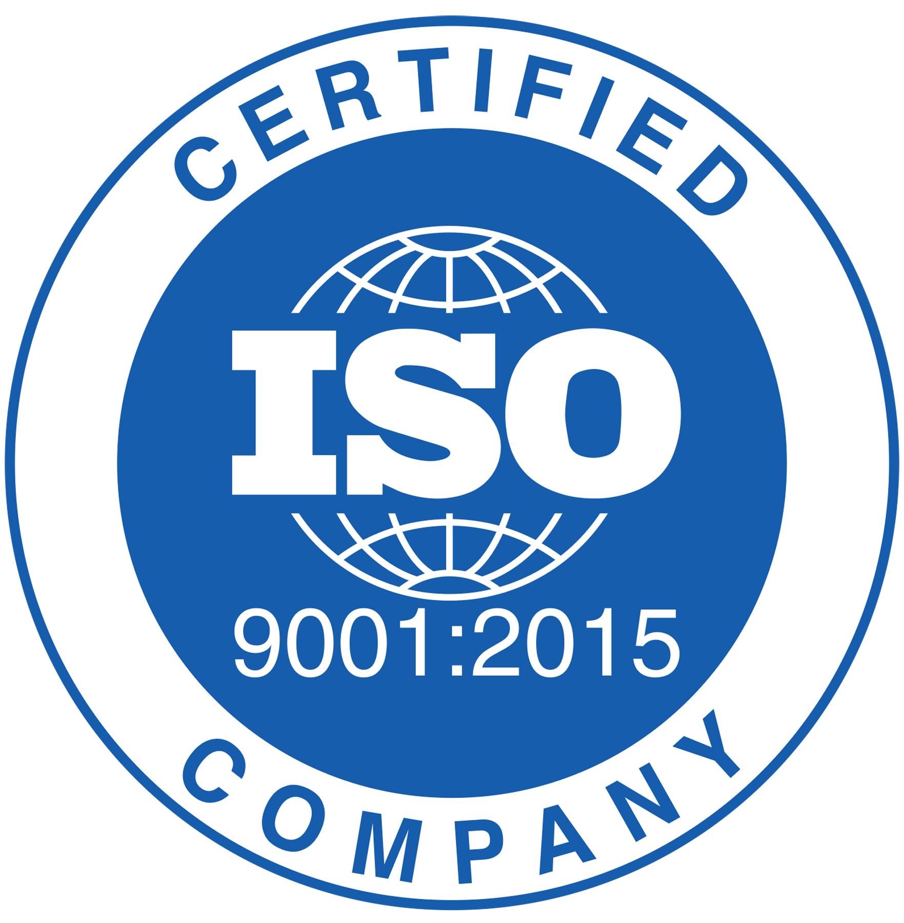 F. vd Vooren ISO 9001:2015